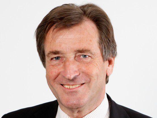 Dr. Clemens Keil, CIO bei der Knorr-Bremse.