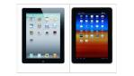 Samsung Galaxy Tab 10.1: Samsung darf iPad-Konkurrenten wieder in Australien verkaufen - Foto: Samsung/Apple