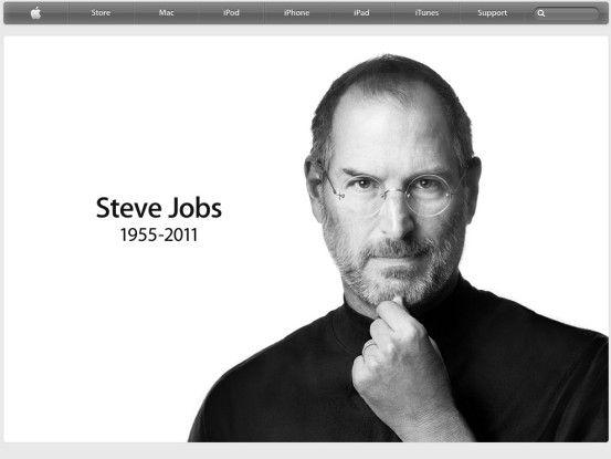 Steve Jobs: Der Apple-Gründer erlag im Oktober 2010 seinem Krebsleiden