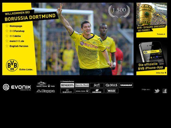 Borussia Dortmund wird digital.