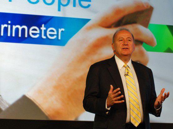 Der Chairman von RSA, Art Coviello, sieht das Unternehmen nach der Cracker-Attacke besser aufgestellt als je zuvor.