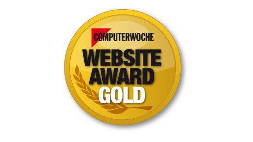 CW Website Award in Gold