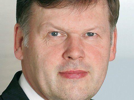 Franz-Theo Brockhoff, neuer Chef der Finanz Informatik
