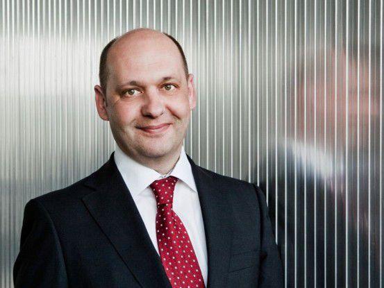 Edgar Aschenbrenner, CIO und Vorsitzender der Geschäftsführung bei E.ON.