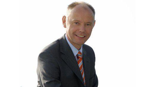 """""""Mitarbeiter brauchen genügend Raum für Fortbildung."""" Klaus Eberhardt, Iteratec"""