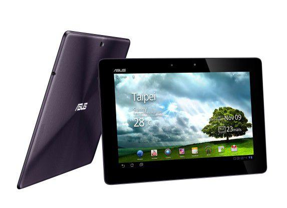 (Noch) das erste Tablet mit Quad-Core-CPU: Das Asus EeePad Transformer Prime