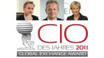 Patrick Naef, Gerald Höhne, Stefanie Kemp : Global Exchange Award - die Sieger