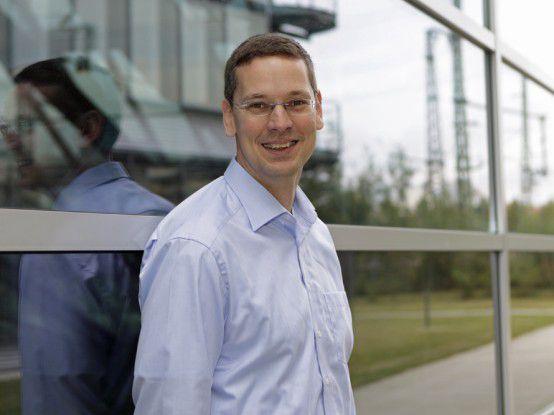 Carsten Bernhard, Vice President IT bei AutoScout24.