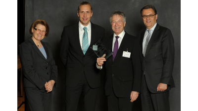 Green IT Business Practice Award: Sparkasse Pforzheim-Calw - IT spart Energie - Foto: Green-IT-BB