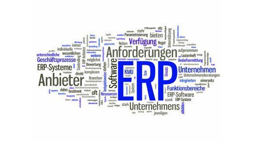 ERP-Systeme wirken zwar manchmal schwerfällig wie Dinosaurier. Sie sind laut Accenture aber nicht vom Aussterben bedroht.