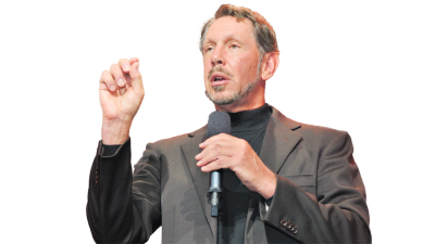Oracle OpenWorld 2012: Ellison beschreibt die Oracle-Cloud - Foto: Oracle