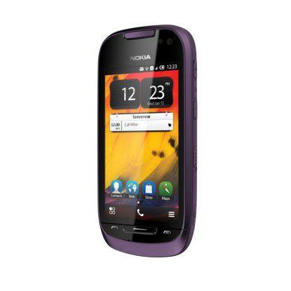 Das im Sommer vorgestellte Nokia 701 ist bereits serienmäßig mit Nokia Belle ausgestattet.