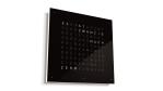 Gadget des Tages: Die Zeit in Worten - QLOCKTWO von Biegert & Funk - Foto: Biegert & Funk