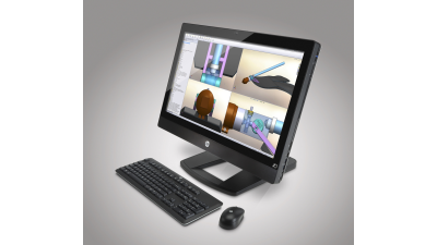 27-Zoll LED für Power User: Edle All-in-One Workstation von HP - Foto: HP