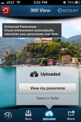 360-Grad-Bilder leicht gemacht - mit 360 Panorama.