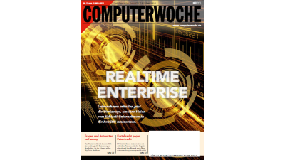 Computerwoche 11/12: Real-time Enterprise - Unternehmen auf Speed