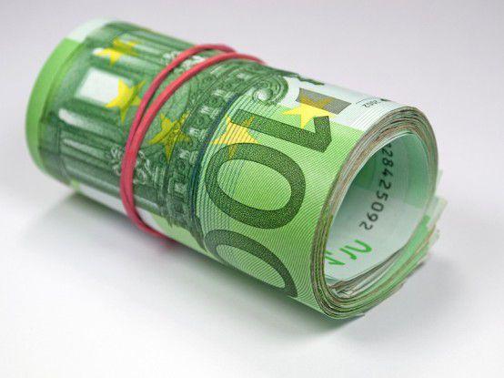 Den dicksten Packen Geld verdienen Programmierer immer noch in der Finanzwelt.