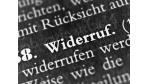 Wann die Frist ausläuft: Rechtsfolgen einer fehlerhaften Widerrufsbelehrung - Foto: kwarner - Fotolia.com