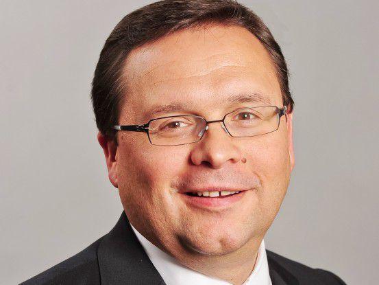 Gregor Pillen leitet IBM Global Business Services in Deutschland.