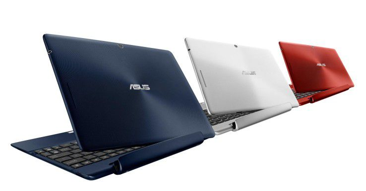 Das farbenfrohe Mittelklasse-Tablet Asus TF300 Series