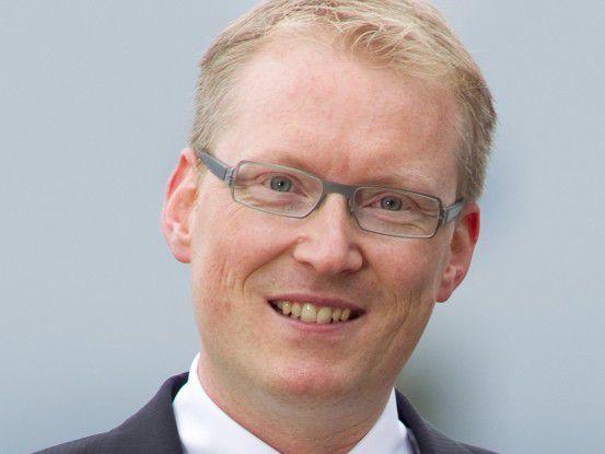 """Jörg Bolender, Atos: """"Angesichts des Fachkräftemangels versuchen wir per Direktansprache auch so genannte passive Kandidaten zu erreichen, die sich gar nicht aktiv auf Jobsuche befinden."""""""