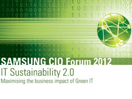 Samsung CIO Forum 2012