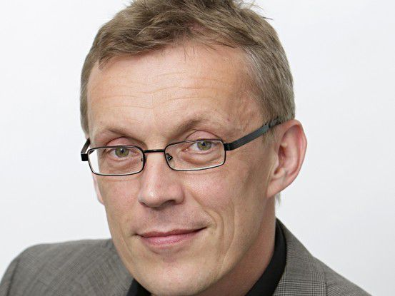 CW-Chefredakteur Heinrich Vaske