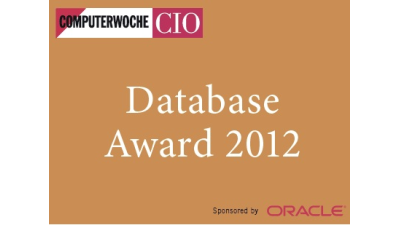 Database Award 2012 - Denic eG: Migration im Parallelbetrieb