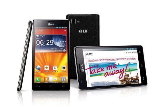 Technisch mit dem HTC One X und dem Samsung Galaxy SIII auf Augenhöhe: Das LG Optimus 4X HD