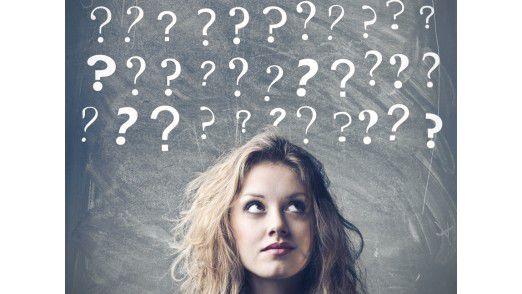 Jeder Bewerbungsprozess wirft erst einmal Mengen an Fragen auf.