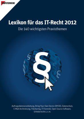 Lexikon für das IT-Recht 2012
