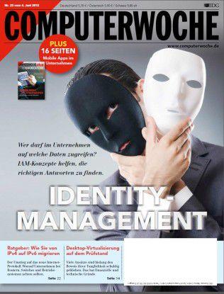 Ab heute gibt es die neue COMPUTERWOCHE mit Schwerpunkt Identity Management.