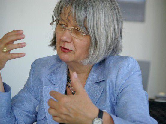 """Ingrid Sehrbrock, DGB: """"Tariflöhne sind auch für junge Leute immer noch die beste Lösung."""""""