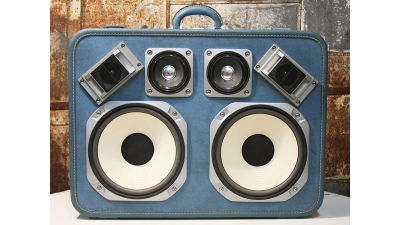 Gadget des Tages: Case of Bass - Koffersound für ästhetische Virtuosen - Foto: Case of Bass