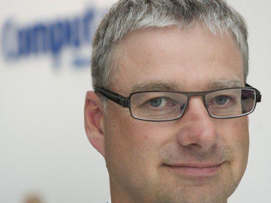 Thomas Leibfried verantwortet bei Computacenter Personalbeschaffung und - entwicklung.