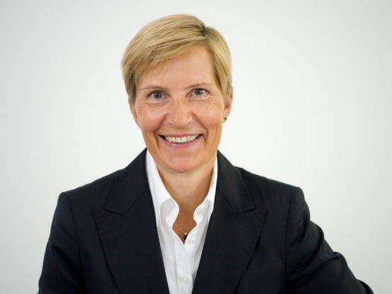 Martina Girkens, Vice President und Head of Corporate Function IT bei Continental AG.