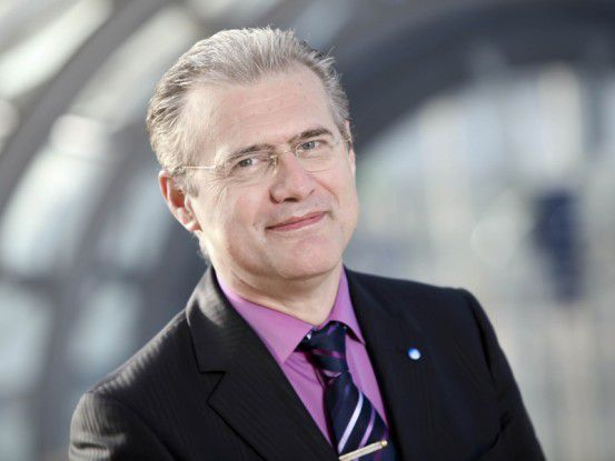 """""""Neue Produkte und zugekaufte Lösungen sind ohne den ERP-Kern nicht lebensfähig."""" DSAG-Vorsitzender Karl Liebstückel."""