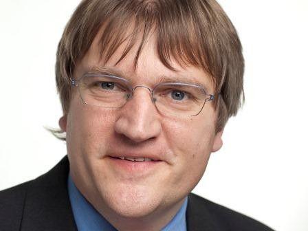 Volker Coors ist Dekan des deutschlandweit einzigartigen Bachelor-Studiengangs Informationslogistik an der Hochschule für Technik in Stuttgart.