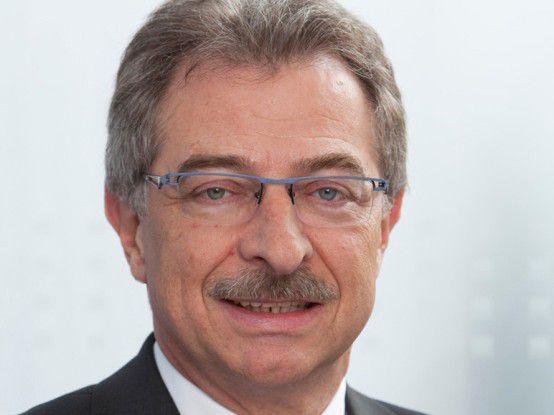 Dieter Kempf, Bitkom-Präsident