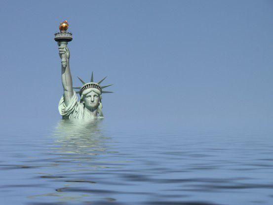 Auch wenn es nicht so schlimm kommt - die IT muss sich auf Katastrophen vorbereiten.