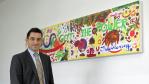 Michael Kollig, Groupe Danone: Eine soziale Plattform fördert Ideen zur Reife - Foto: Joachim Wendler