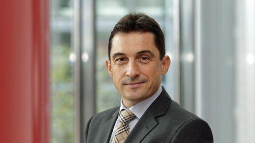 """Michael Kollig heißt der Gewinner des """"CIO des Jahres 2012"""" in der Kategorie """"Global Exchange Award""""."""