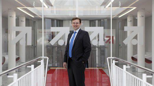 Andreas König, ProSiebenSat.1 Media.