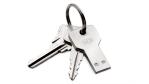 Gadget des Tages: LaCie PetiteKey - Robuster USB-Stick im Schlüsseldesign - Foto: LaCie