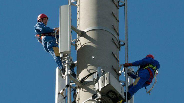 Aktuell bauen alle Mobilfunkanbieter ihre LTE-Netze noch auf - flächendeckende Versorgung wird ab 2015 erwartet.