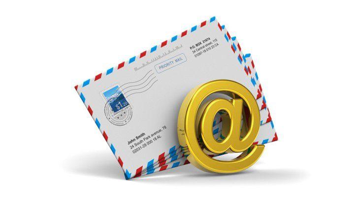 Für versierte Hacker sind unverschlüsselte E-Mails ohne viel Aufwand einsehbar.