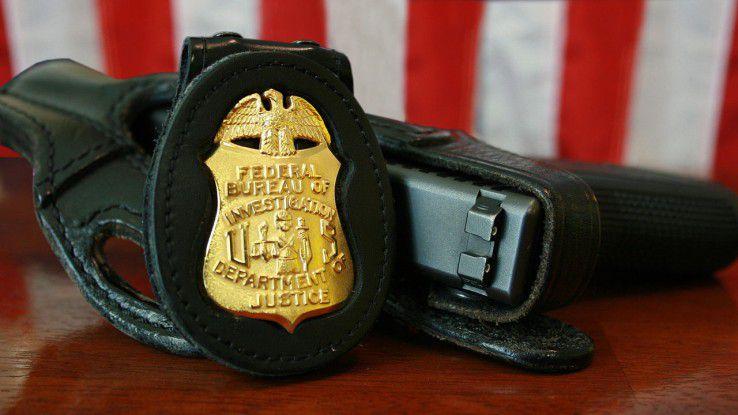 Erst schießen, dann fragen bzw. recherchieren, scheint das Verständnis des FBI für seine Kriminalarbeit zu sein.