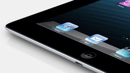 Das iPad 5 soll deutlich schlanker werden.