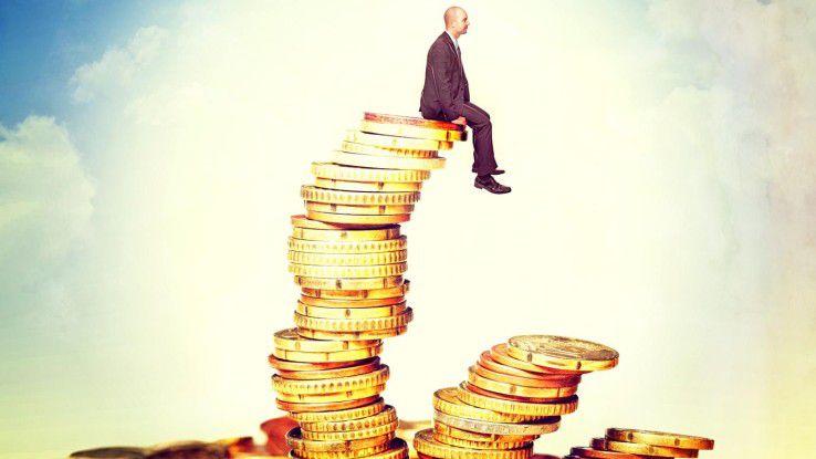 Erfahrene Webprogrammierer kommen auf 44.000 Euro im Jahr.