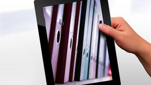 Tablets erobern langsam auch im Office ihren festen Platz zwischen Desktop-PCs, Smartphones und Notebooks.